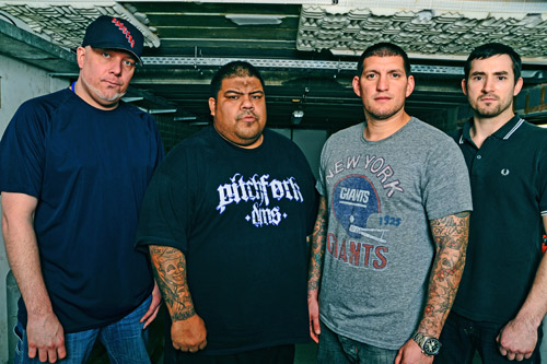 MADBALL: unica data a novembre!