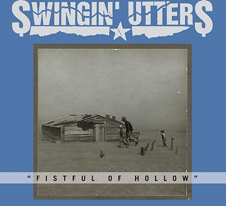 "SWINGIN' UTTERS: premiere di ""Fistful Of Hollow"""
