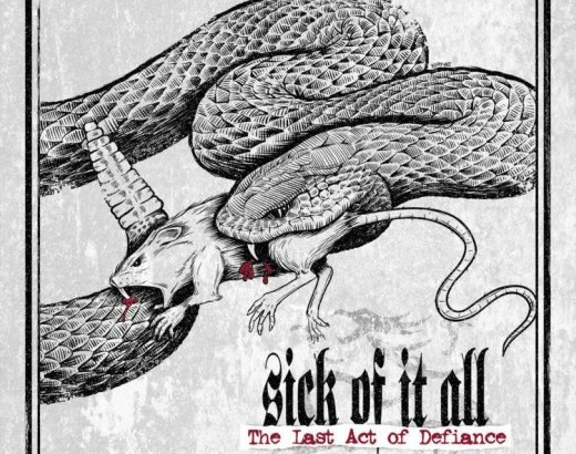 "SICK OF IT ALL: premiere di ""DNC (Do Not Comply)"""