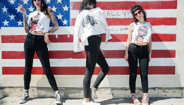THE COATHANGERS in Italia a dicembre!
