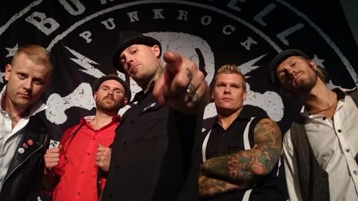Video e nuovo album per i BOMBSHELL ROCKS!