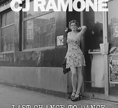 CJ RAMONE: nuovo album per Fat Wreck Chords!