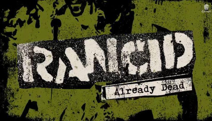 RANCID: un'altro pezzo in streaming