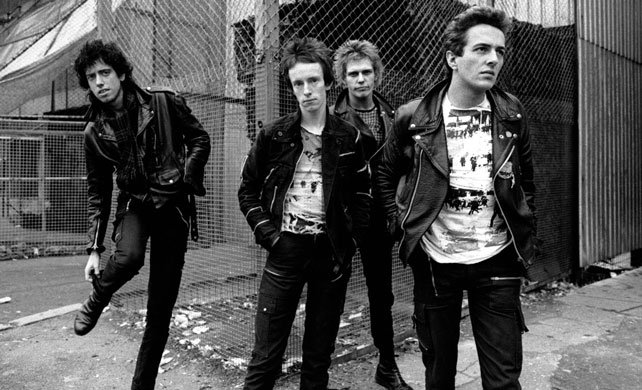 THE CLASH live at Fridays (1980)