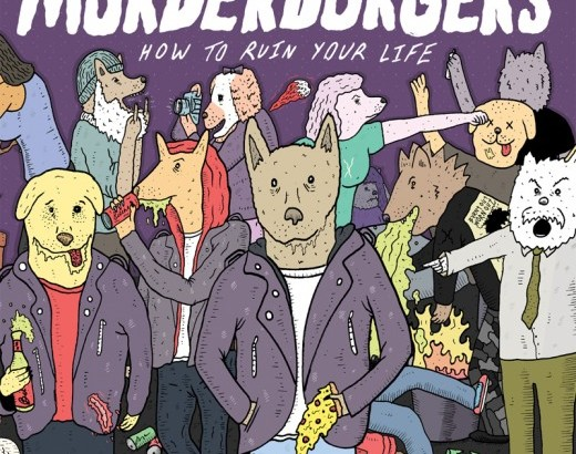Ristampa in vinile per The Murderburgers