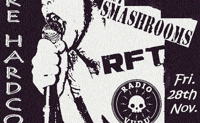 """I Radio Vudù cantano """"The Ride"""""""