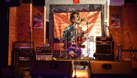 REVOLUTION ROCK FESTIVAL VI EDIZIONE