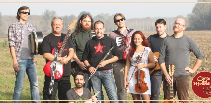 Crowdfunding per il primo album della CORTE DEI MIRACOLI!!