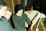 """First Demo"" in streaming per i FUGAZI"