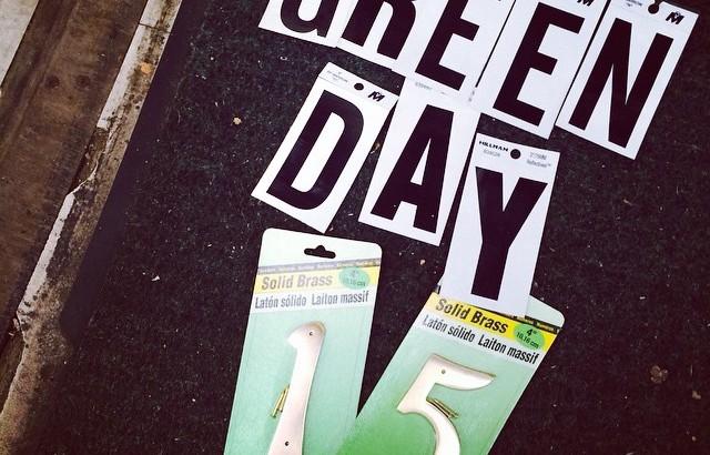 Quali sono i piani dei GREEN DAY per il 2015?