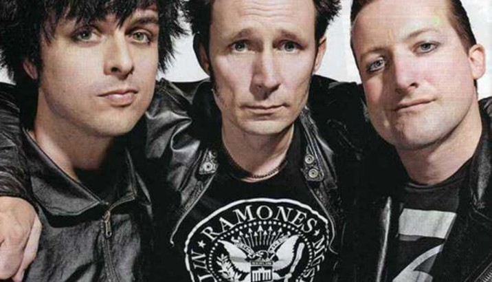 GREEN DAY nella Rock And Roll Hall Of Fame!