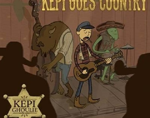 KEPI GOES COUNTRY anche in vinile e digitale