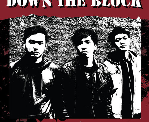 Mini LP d'esordio per i DOWN THE BLOCK