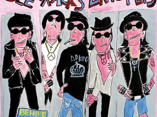 Split: Zatopeks/DeeCRACKS sfidano il rap di DEE DEE KING!