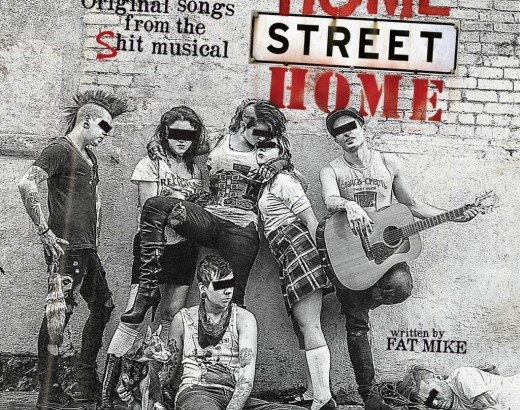 HOME STREET HOME: punk-rock musical per Fat Mike
