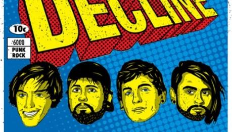 THE DECLINE: nuovo singolo e ultimo show prima dello scioglimento