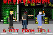 CAVAVERMAN: 8 Bit from hell