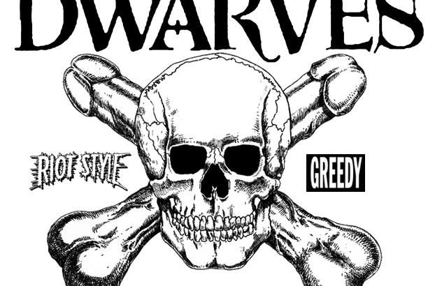 Live album per i DWARVES