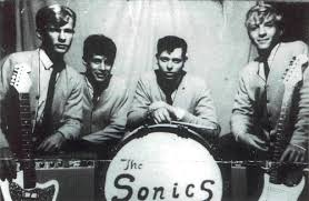 "I SONICS annunciano ""This is the Sonics"""