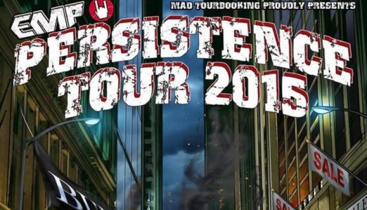 Al via il PERSISTENCE TOUR con Sick Of It All e Ignite!