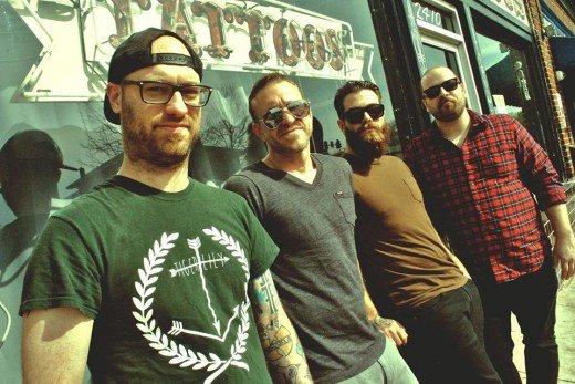 RED CITY RADIO: firma per la Staple Records e nuovo disco