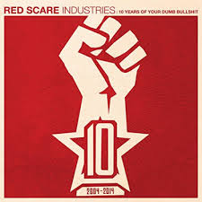 VV.AA: Red Scare Industries: 10 Years Of Your Dumb Bullshit