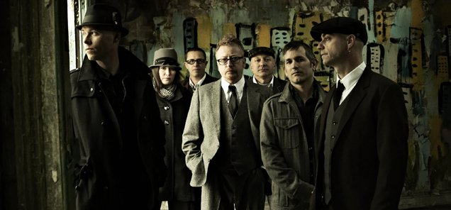 I FLOGGING MOLLY tornano in Italia