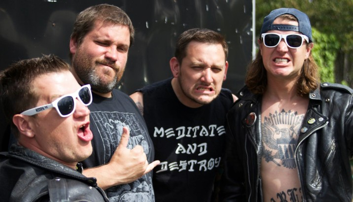 Nuovo video per i TEENAGE BOTTLEROCKET