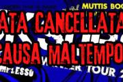 Cancellato il concerto degli UK SUBS