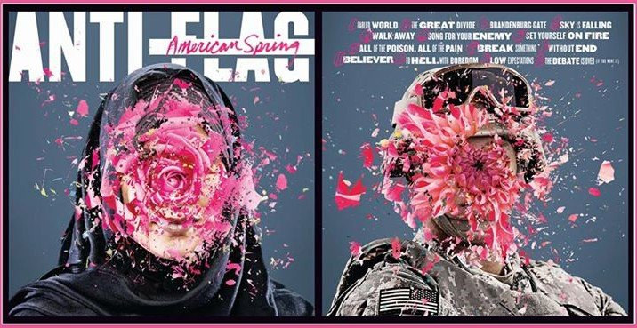 ANTI-FLAG annunciano il nuovo album 'American Spring'