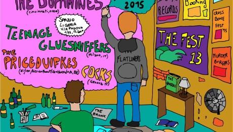 The Dopamines @ Spazio Ligera – Live Report