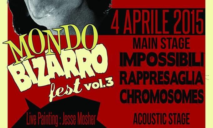 MONDO BIZARRO FEST Vol. 3