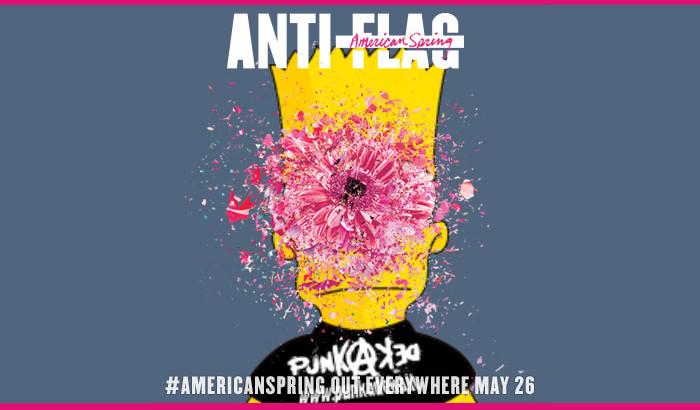 ANTI-FLAG: Crea la tua cover di American Spring!