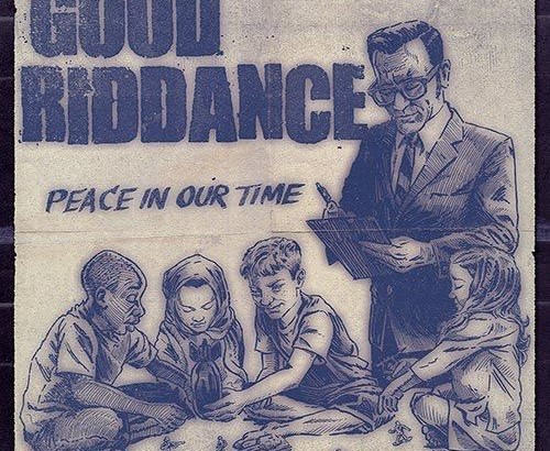 """GOOD RIDDANCE: premiere di """"Disputatio"""""""