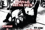 TOTAL CHAOS + BRAMBILLAS + MANNAJA + DRUNK DUCK @ CIRCOLO SVOLTA