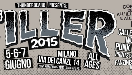 FILLER: la convention del design punk/hc/skate