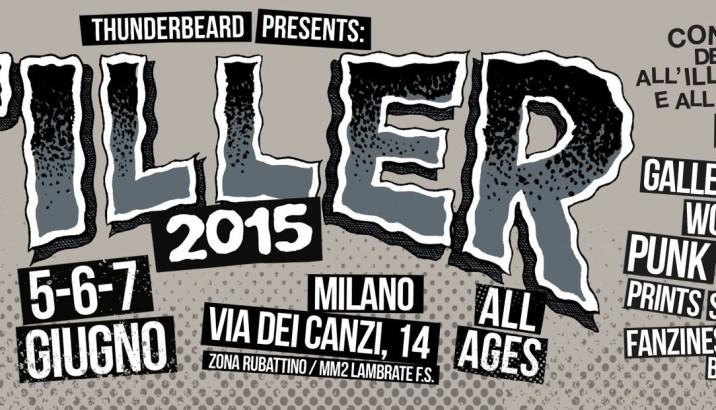 FILLER: la convention del design punk/hc/skate