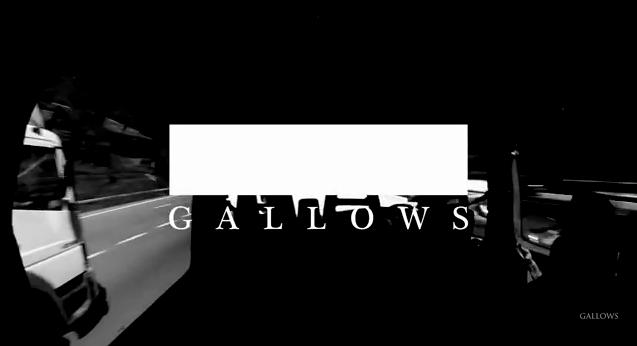 Domani l'album dei GALLOWS