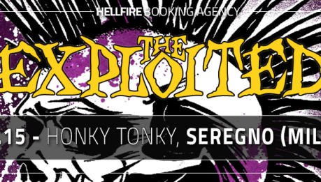 THE EXPLOITED a Milano (Seregno)