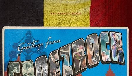 Greetings From Groezrock 10″