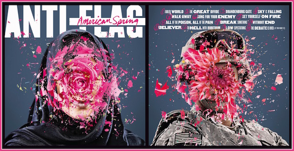 Nuovo video: ANTI FLAG – Sky is Falling