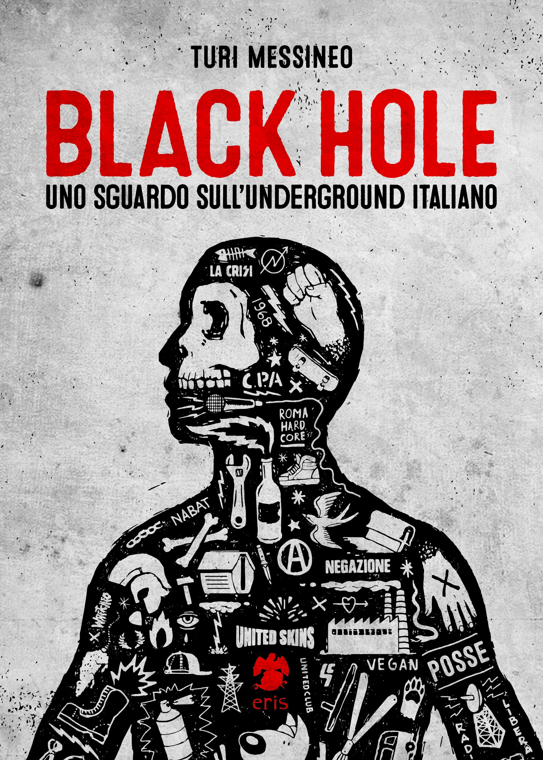 cover black hole HQ