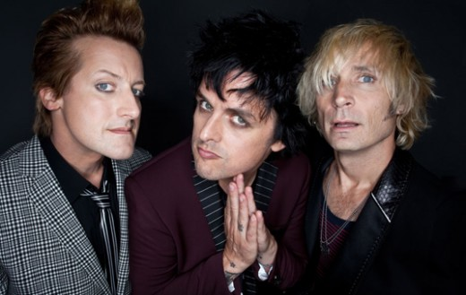 GREEN DAY: nuove demo