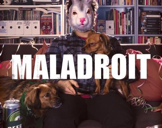 Album in streaming per i francesi MALADROIT