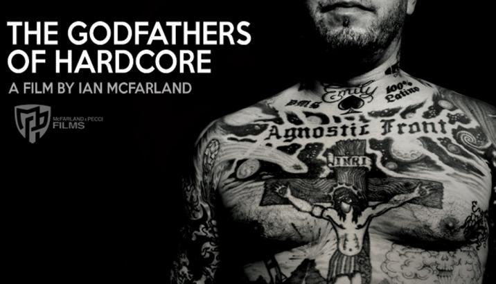 I paladini dell'hardcore hanno rilasciato su Kickstarter il loro documentario – AGNOSTIC FRONT: The Goodfather of Hardcore