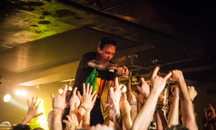 Sick Of It All + Angel Dust – Live Report