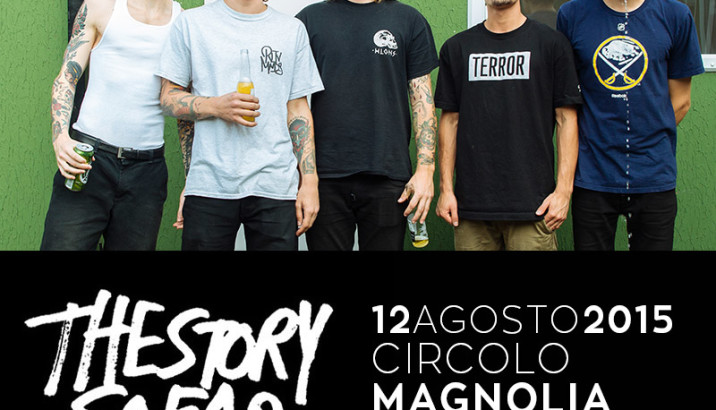 THE STORY SO FAR: una data ad agosto