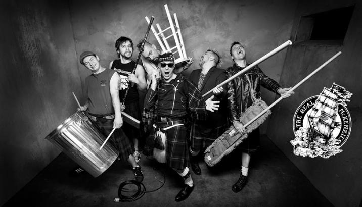 Domani THE REAL MCKENZIES