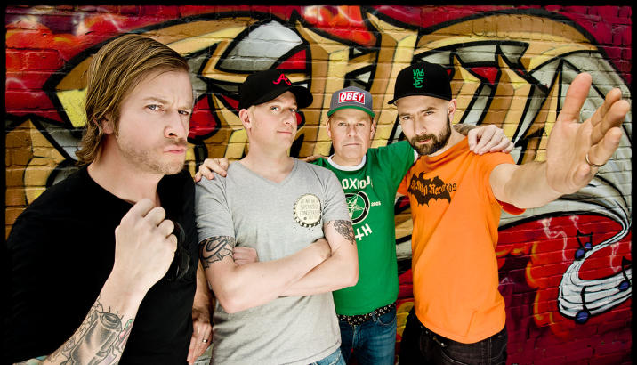 MILLENCOLIN video di BRING ME HOME