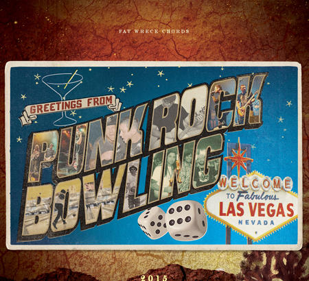 FAT WRECK CHORDS: Greetings From Punk Rock Bowling